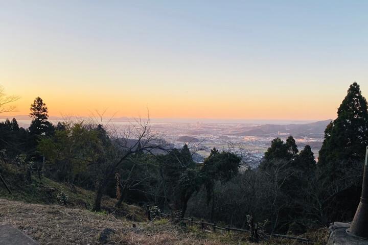 若杉山でデイキャンプ