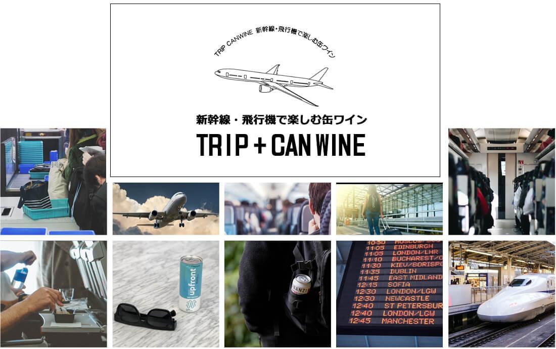 新幹線や飛行機の移動に持っていきたい缶ワインの魅力