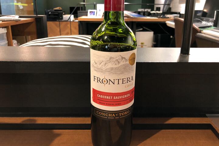 フロンテーラワイン